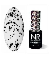 Топовое покрытие для ногтей NR ART TOP MATTE №13, 10 мл