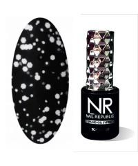 Топовое покрытие для ногтей NR ART TOP MATTE №11, 10 мл