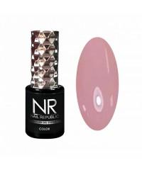 Гель-лак Nail Republic 002 камуфлирующий, розовый полупрозрачный,10мл