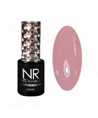 Гель-лак Nail Republic 004 камуфлирующий, телесно-розовый полупрозрачный,10мл