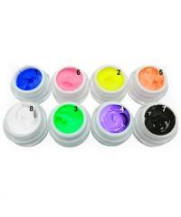 Цветной 4D гель In'Garden для лепки (Канарейка), 5 гр. 002