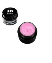 """4D Гель для дизайна ногтей """"TNL"""" №6 (розовый) 8 мл."""