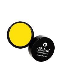 Гель-краска без липкого слоя (Желтая), Malein