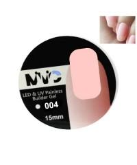 NVC, гель камуфлирующий розовый, №04, 15гр