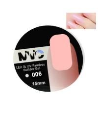 NVC, гель камуфлирующий розовый, №06, 15гр
