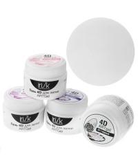 Гель 4D ARTGel для лепки, 5гр (02 Белый)
