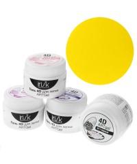 Гель 4D ARTGel для лепки, 5гр (07 Желтый)
