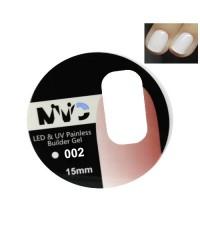 NVC, гель камуфлирующий белый, №02, 15гр