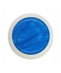 Гель-краска Fantasy Nails №028 (синяя с перламутром)