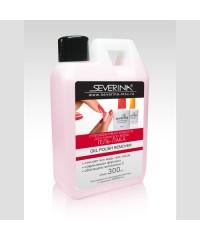 """Жидкость для снятия всех видов шеллака и гель-лака """"Severina"""" 300 мл"""
