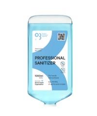 Антисептик для рук Триоклин дезинфицирующее средство для рук и поверхностей санитайзер 1000 мл