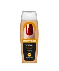 """Жидкость """"antishellac"""" укрепление и уход, для снятия гель-лака, с глицерином и кальцием"""