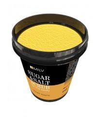 Сахарно-солевой скраб для тела «Мед» 250 гр