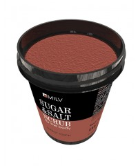 Сахарно-солевой скраб для тела «Кофе» 250 гр