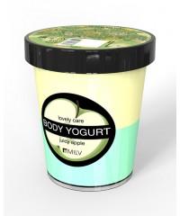 Крем-йогурт для тела «Яблоко» 250 гр