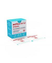Влажные антибактериальные салфетки 30 шт