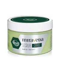 Скраб косметический MIRAVEDA Цитрус с маслом лайма, 250мл