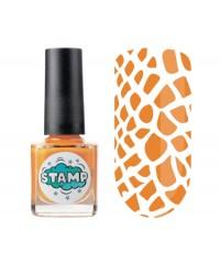 Лак-краска для стемпинга Stamp Classic, Пиренейский апельсин, Франция, 8мл