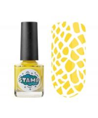 Лак-краска для стемпинга Stamp Classic, Желтая субмарина, Франция, 8мл