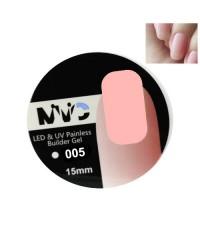 NVC, гель камуфлирующий розовый, №05, 15гр