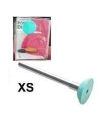 Диск педикюрный пластиковый PODODISC STALEKS PRO XS в комплекте с сменным файлом 180 грит 5 шт (10 мм)