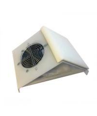 Накладка на маникюрный пылесос белая