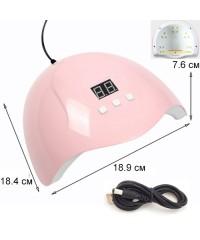 LED/UV Лампа X3, 54Вт