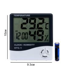 Термогигрометр для измерения температуры и влажности