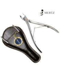 MERTZ, Кусачки для кожи в кожаном чехле 5 мм. (A2001)