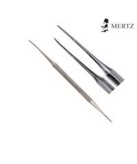 MERTZ, инструмент для маникюра двойной A172