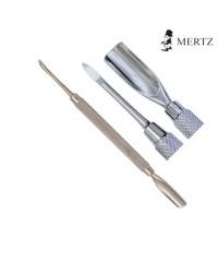 MERTZ, инструмент для маникюра двойной A320