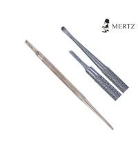 MERTZ, инструмент для маникюра двойной A328
