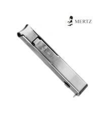 Книпсер с пружиной и пилкой для ногтей MERTZ (A468)