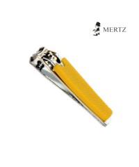 Клипсер с обрезиненной ручкой MERTZ (A441)