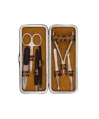 Маникюрный набор MERTZ, 7 предметов (6010)