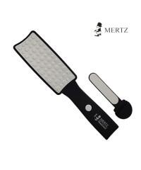 MERTZ, Тёрка лазерная двухсторонняя (A1806)