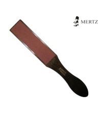 MERTZ, Терка наждачная двухсторонняя деревянная 60/120 A799