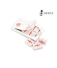 MERTZ, Сменные лезвия для педикюрного станка 10 шт. (A505)