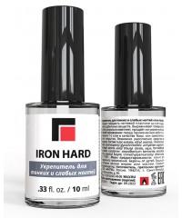 Укрепитель для тонких и слабых ногтей Iron Hard 10 мл