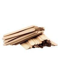 Шпатели деревянные для депиляции, 1 шт.