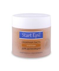 Start Epil, Сахарная паста для шугаринга, плотная 400 гр.