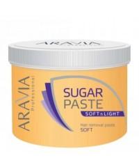 """Aravia Professional, Сахарная паста """"Лайт"""" не требует разогрева, 750 гр."""