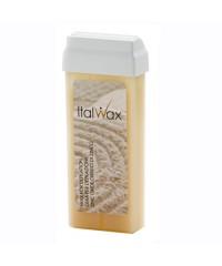 """ITALWAX, Тёплый воск в картридже """"Оксид цинка"""" (для волос любой жесткости волос) 100 мл."""