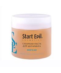 Start Epil, Сахарная паста для шугаринга, мягкая 400 гр.