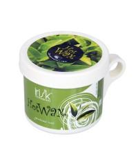 IRISK, Горячий воск в баночке для разогрева в СВЧ Green tea (зелёный чай), 100 гр