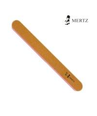 MERTZ, пилка для ногтей, 80/80 грит, A517