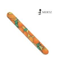 MERTZ, пилка для ногтей, 80/120 грит, A892