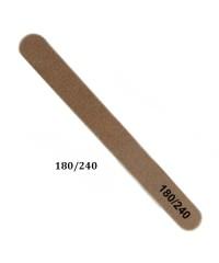 Пилка тонкая на деревянной основе 180/240 грит