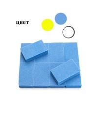 Набор шлифовщиков для натуральных ногтей (10 штук), 3X2,5 см.