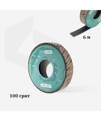 Запасной блок файл-ленты papmAm для пластиковой катушки Bobbinail STALEKS PRO, 100 грит. 6 метров